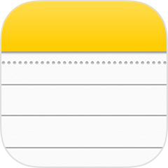 Aplikace Poznámky v iOS 9.3