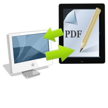 Jak stáhnout PDF do iPadu